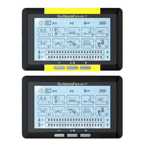 Touch Screen TS10ABH HealthmateForeverTENS Unit & Muscle Stimulator