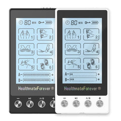 Touch Screen TS6AB HealthmateForever TENS Unit & Muscle Stimulator