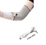 CLEARANCE Conductive Silver thread Knee or Elbow Sleeves