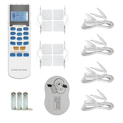 15 Modes HealthmateForever TENS Unit & Muscle Stimulator