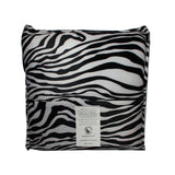 CLEARANCE Pressure Activated Massage Pillow Zebra