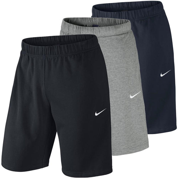 NIKE Men's Crusader Athletic Jersey Shorts Pockets Workout Casual Licensed NEW