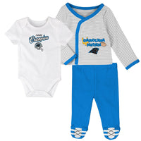 NFL Infant Boy's Future Champ 3-Piece Bodysuit Pants Set Newborn Baby Football