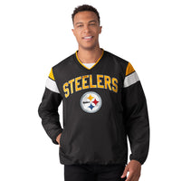 NFL Men's 12th Man Player Lightweight Pullover Jacket by G-III Sports