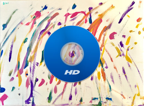 Paintings With DVD