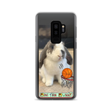 Bini the Bunny Ultimate Basketball Samsung Case