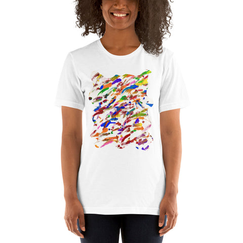 Bini's art on Short-Sleeve Unisex T-Shirt