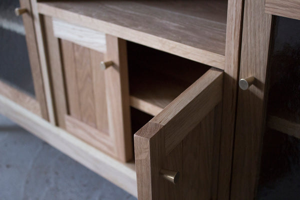 Classic Natural TV Cabinet