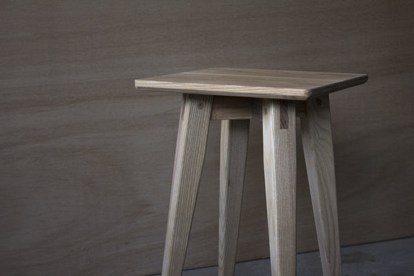 White Oak Stools Workshop