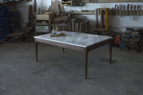 The Limestone Coffee Table