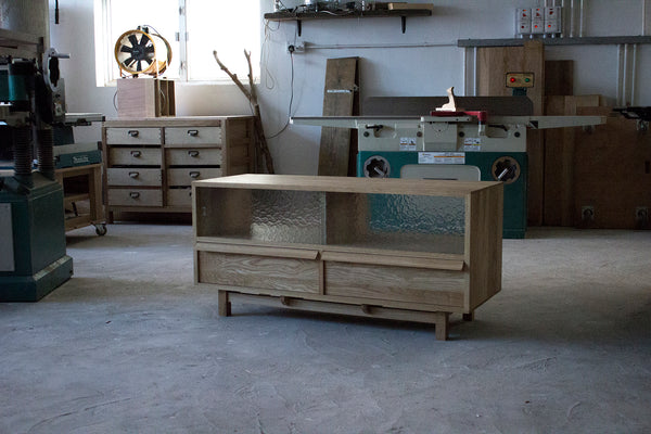 Sea Wave -  TV Cabinet