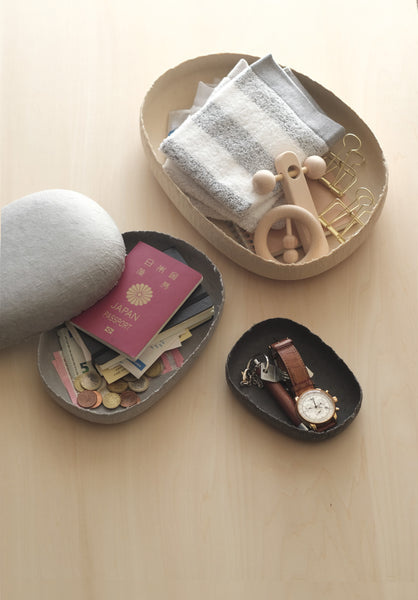 Echizen-washi Cobble storage box