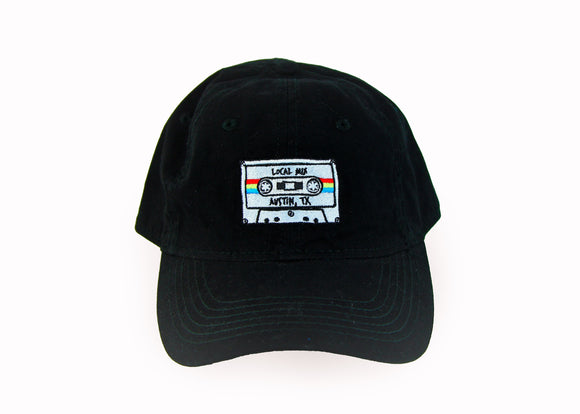 Mix Tape Canvas Cap