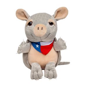 Texas Armadillo Plush 9.5 inches