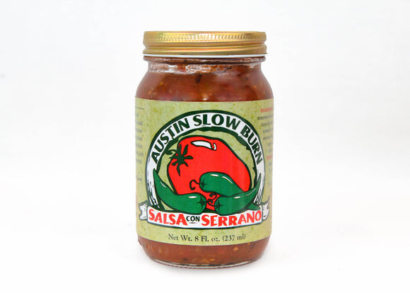 Austin Slow Burning Salsa