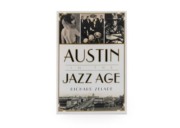 Austin in the Jazz Age Book