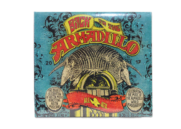 Back to the Armadillo CD