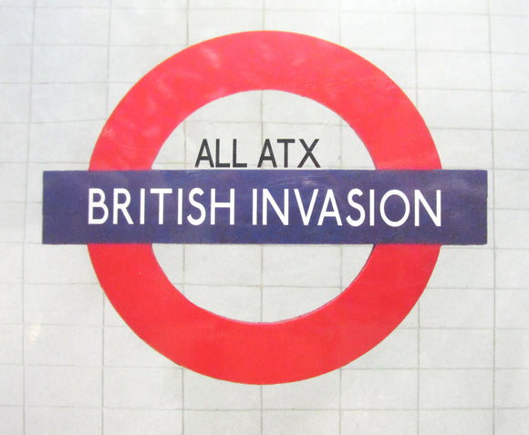 Austin Music Vol. 14: All ATX British Invasion