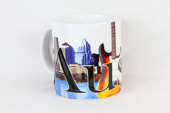 Austin Full Color Mug