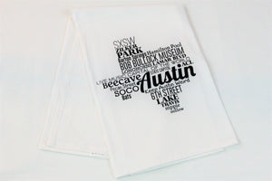 Austin Events Towel