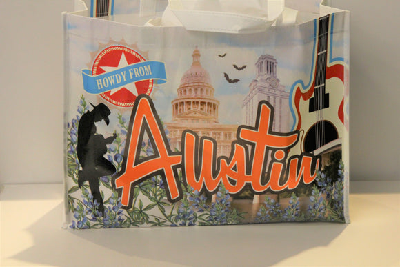 Howdy From Austin Bag