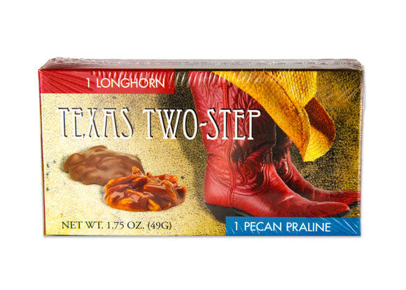 Lammes Candies Texas Two Step Pralines