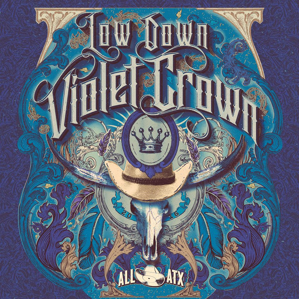 Low Down Violet Crown All ATX 2016