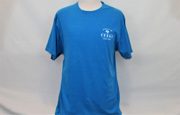 Short Sleeve Texas Pigment Tee