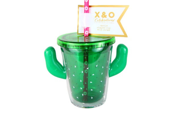 Cactus Shaped Cup