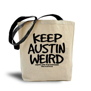 Keep Austin Weird Tote