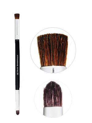 BareMinerals Double Ended Heavenly Line And Buff Brush