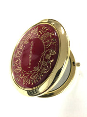 bareMinerals Mirrored Compact Royal Collection Red And Gold