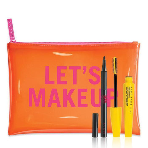 Avon Let's Makeup Beauty Set