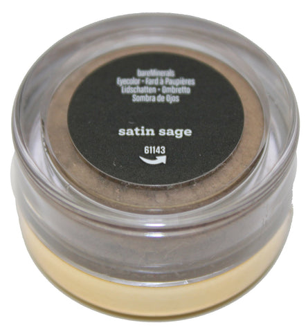 bareMinerals Mini Eyecolor (0.28 g) - Satin Sage