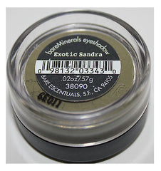 Bare Escentuals BareMinerals Eyeshadow 0.57 G  Exotic Sandra