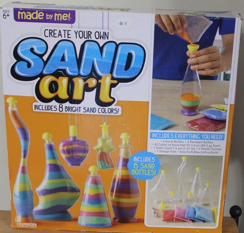 Made by Me! Sand Art Kit