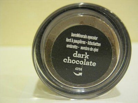 BAREMINERALS Eyecolor DARK CHOCOLATE Mini