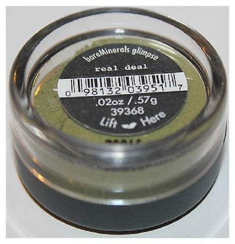 bareMinerals Green Eyeshadow Real Deal .57 G