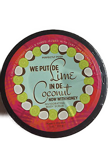 Perfectly Posh de Lime in de Coconut Body Scrub