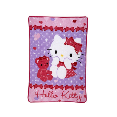Hello Kitty Polyester Blanket