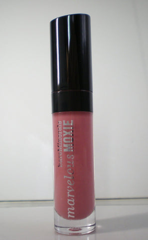 Bare Minerals Mini Marvelous Moxie Lip Gloss - Rebel - NO BOX