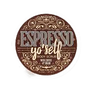 Perfectly Posh ESPRESSO YO'SELF BODY SCRUB 8 oz