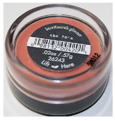 Bare Escentuals bareMinerals The 70's Glimmer Eye Shadow .57 G