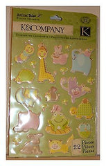 K&Company Pillow Stickers Animal Tales Animal