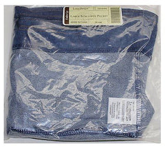 Longaberger Fabric Large Scalloped Pocket - Denim