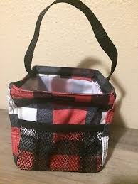 Thirty One Littles Carry-All Caddy - Check Mate
