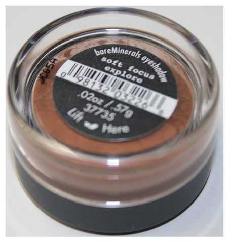 bareMinerals Soft Focus Explore Eye Shadow 0.57 G