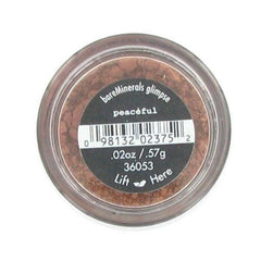 Bare Escentuals bareMinerals  Glimpse Eye Shadow Peaceful   .57 G
