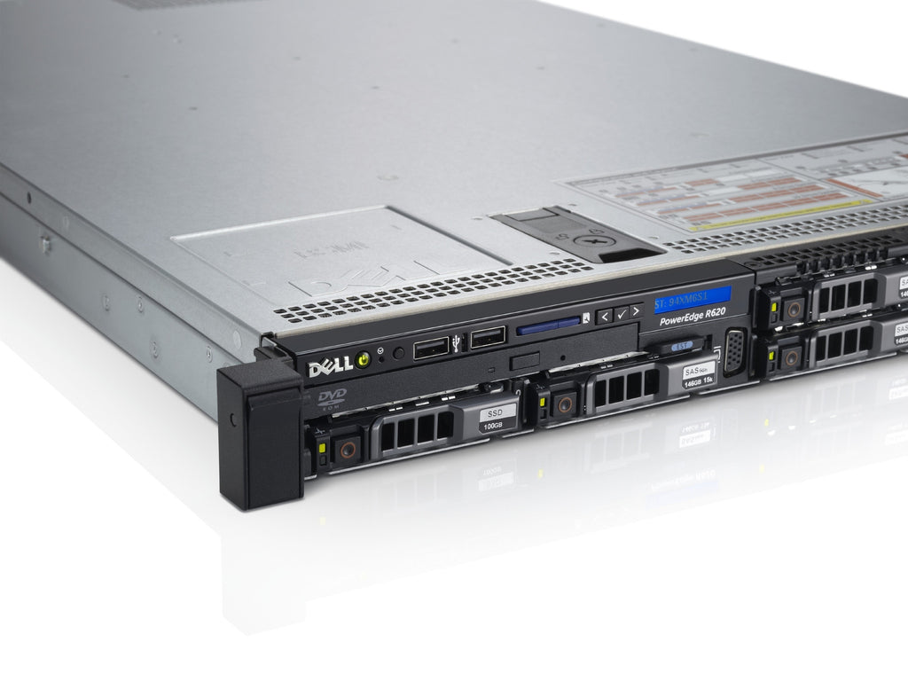 Dell PowerEdge R620 8-Bay Rail Kit Included: Refurbished