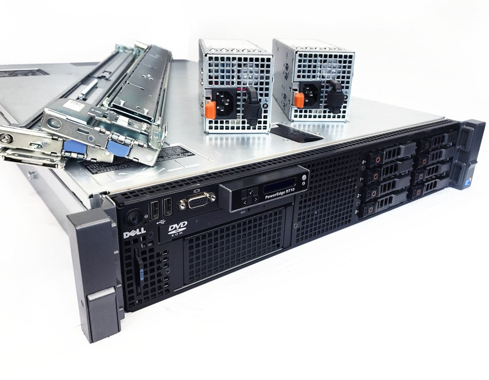 Dell PowerEdge R710 2 5